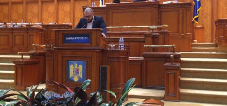 Silviu Dehelean – Declarație politică despre situația româncelor abuzate în Italia