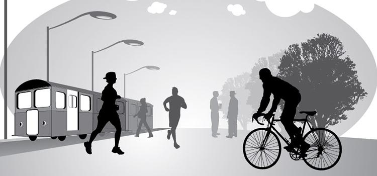 De la gratuitatea transportului în comun la gratuitate exclusivă la mersul pe jos