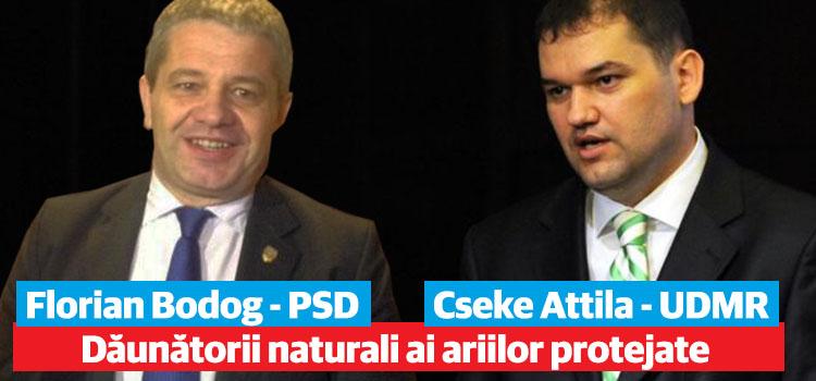 USR condamnă inițiativa PSD care dă undă verde la distrugerea ariilor strict protejate