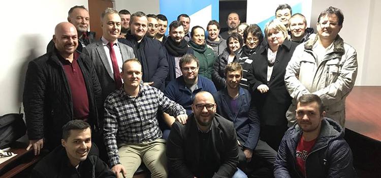 O nouă filială USR Bihor la Aștileu
